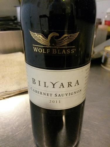 Terms Of Use >> Wolf Blass Bilyara Cabernet Sauvignon 2011 | Wine Info