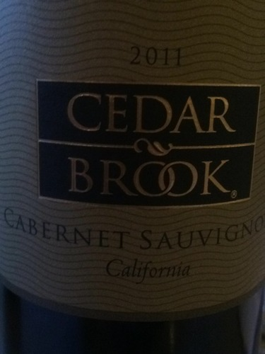 Cedar Brook Pinot Noir 2008