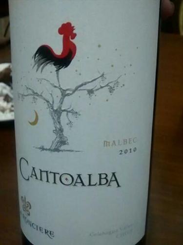 Kết quả hình ảnh cho cantoalba malbec la ronciere