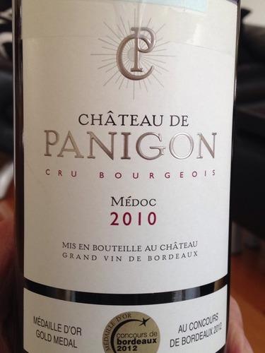 Chateau panignon 2018