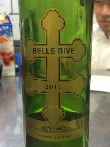 borie manoux belle rive 2011 wine info
