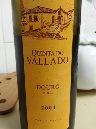 Quinta do vallado douro tinto 2004 wine info - Quinta do vallado ...