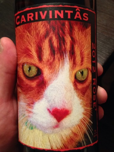 Carivintas Rose 2014 Wine Info