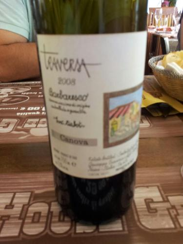 Traversa Canova Barbaresco 2008