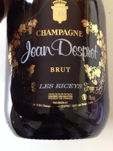 Jean Despret Champagne