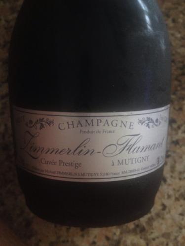 champagne zimmerlin flamant mutigny