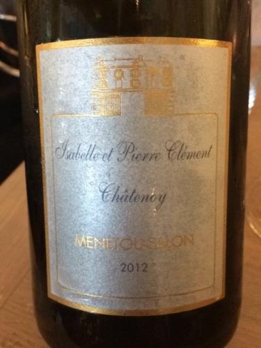 Isabelle et pierre clement menetou salon 2012 wine info for Menetou salon clement