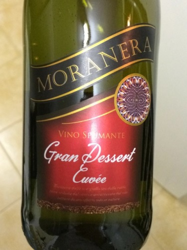 Auu >> Moranera Cuvée Vino Spumante Gran Dessert | Wine Info