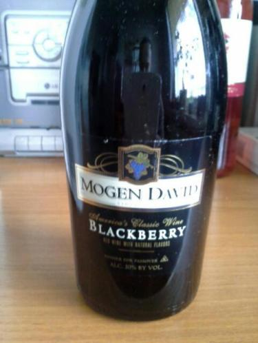 Mogen David America S Classico Blackberry Wine Info