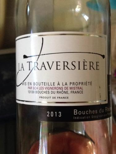 Bouches du rhone la traversi re wine info for Info regionale bouche du rhone
