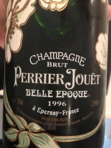 Perrier Jou 235 T Champagne Belle Epoque Brut 1996 Wine Info