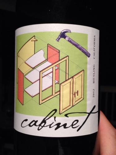 Randolph Street California Cabinet Riesling 2012 | Wine Info