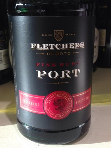 Fletchers Fine Ruby Port Wine Info