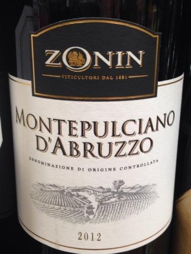 zonin montepulciano dabruzzo wine - photo#7