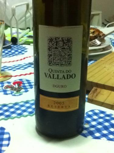 Quinta do vallado douro reserva tinto 2005 wine info - Quinta do vallado ...