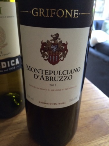 Montepulciano D'abruzzo 2012 Related Keywords & Suggestions