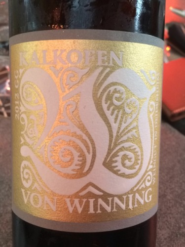Dr deinhard deidesheimer von winning win win riesling for Deinhard wine