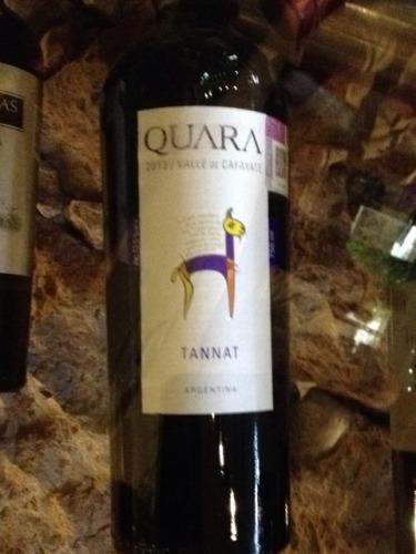 Quara Tannat enkelt vingård