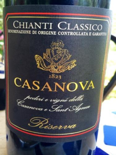 This Is Moment >> Sant'Agnese Casanova Chianti Classico Riserva 2010 | Wine Info