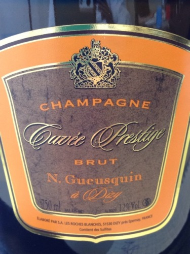 champagne n. gueusquin