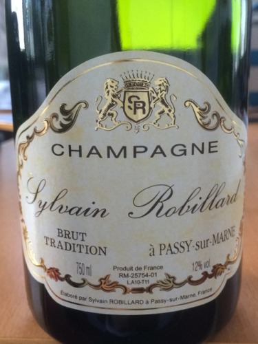 Sylvain robillard champagne passy sur marne tradition for Champagne marne