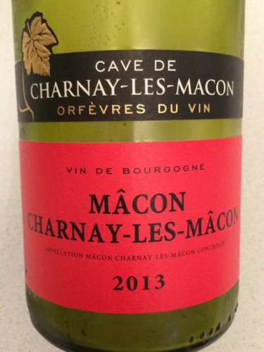 cave charnay les macon macon charnay 2013 wine info. Black Bedroom Furniture Sets. Home Design Ideas