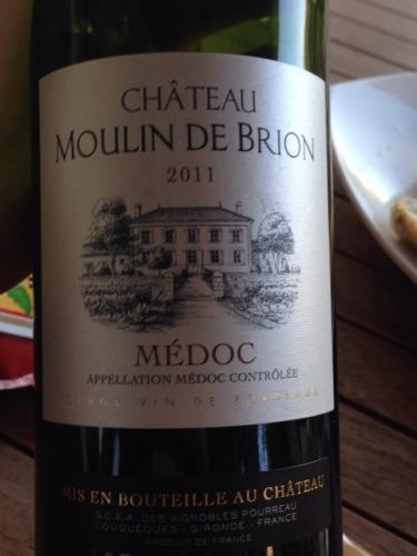 Chateau Moulin de Brion Medoc