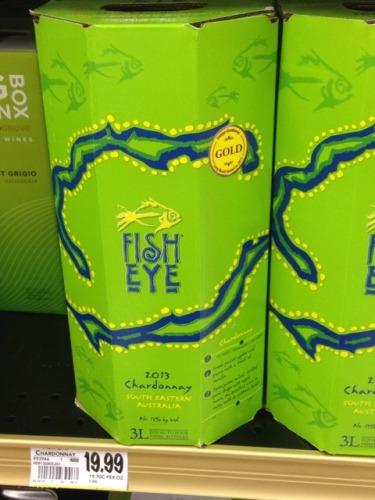 Fish eye chardonnay 2011 wine info for Fish eye moscato