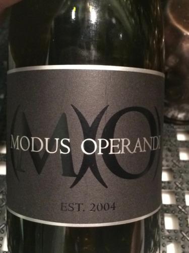 modus operandi antithesis wine Purchase modus operandi cellars antithesis red 2006 from california at benchmark wine group.