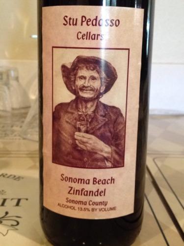 Stu Pedasso Sonoma Beach Zinfandel 2005 Wine Info