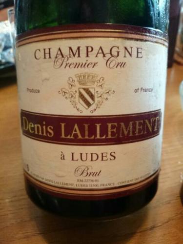 champagne a ludes
