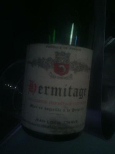Domaine Jean Louis Chave Hermitage 1986 Wine Info