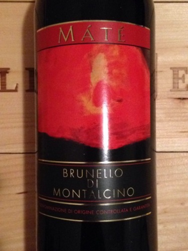 2004 Mate Brunello di Montalcino DOCG, Tuscany | prices ...