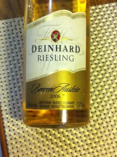 Dr deinhard deinhard ruppertsberger trocken kabinett for Deinhard wine
