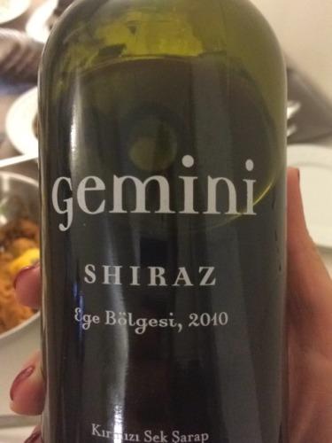 Gemini Shiraz