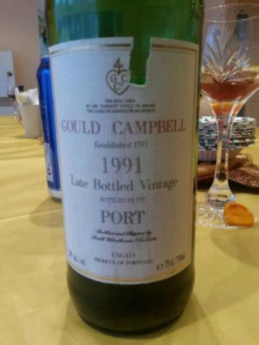 1977 Gould Campbell Vintage Port,