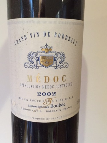 johanes boubee grand vin de bordeaux haut medoc wine info. Black Bedroom Furniture Sets. Home Design Ideas