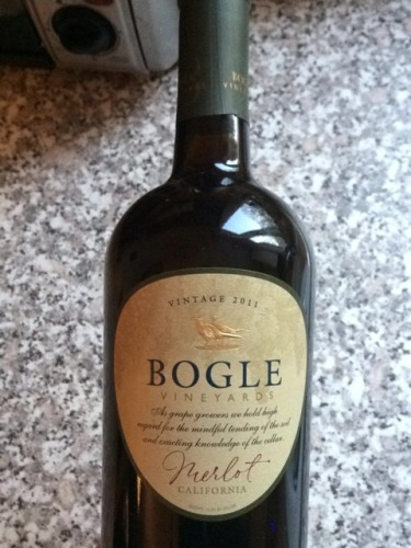 Bogle Merlot 2011 Wine Info