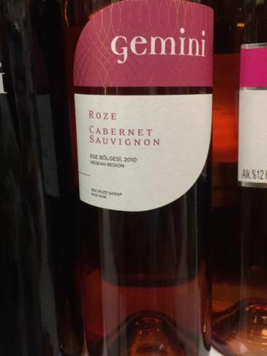 Gemini Roze Cabernet Sauvignon