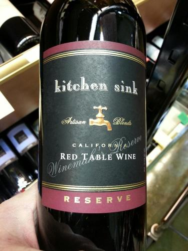 Kitchen Sink Red Reserve Review