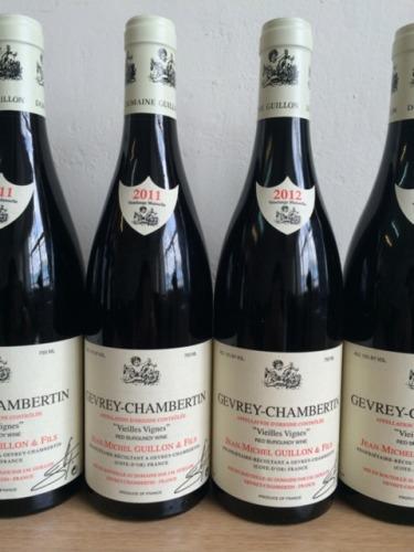 jean michel guillon gevrey chambertin vieilles vigne 2011 wine info. Black Bedroom Furniture Sets. Home Design Ideas