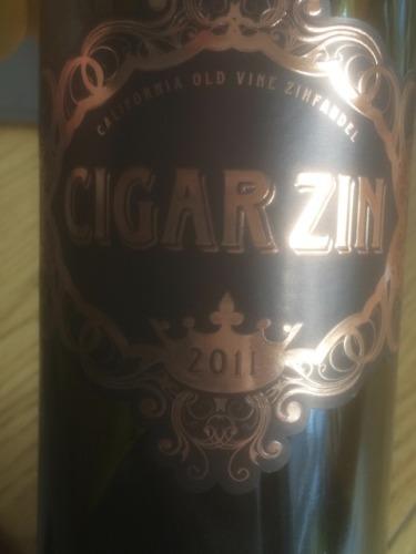 Cigar Zin Ols Vine Zinfandel 2011 Wine Info