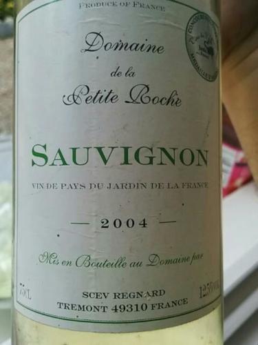 Domaine de la petite roche pays du jardin sauvignon 2014 for Jardin du nil wine price