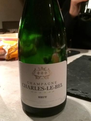 billecart salmon champagne charles le bel brut 2012 wine info. Black Bedroom Furniture Sets. Home Design Ideas