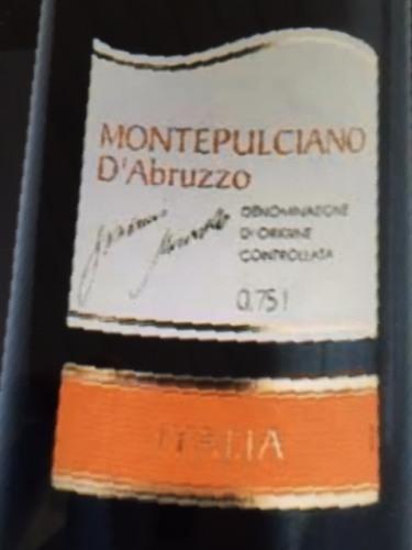 t 1715 dabruzzo montepulciano - photo#24
