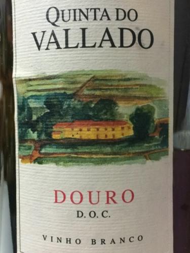 Quinta do vallado douro reserva branco 2006 wine info - Quinta do vallado ...