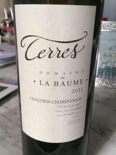 Domaine de la baume syrah cabernet terres 2000 wine info - Domaine de la baume ...