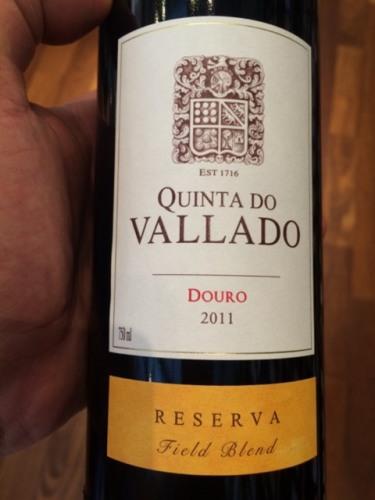 Quinta do vallado douro reserva field blend wine info - Quinta do vallado ...
