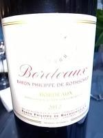 Baron Philippe de Rothschild Bordeaux Rouge 2012