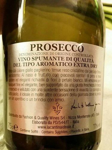 Fiori Gialli Vino.Le Contesso Prosecco Vino Spumante Aromatico Di Qualita Wine Info